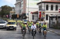 BANDIRMA BELEDİYESİ - Kapıdağ Bisiklet Festivali Başladı