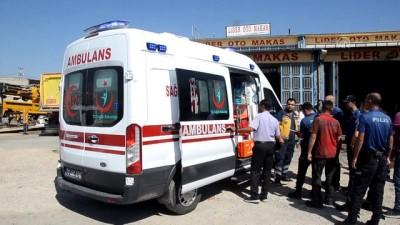 Karaman'da Kamyonun Yakıt Deposu Patladı Açıklaması 3 Yaralı