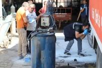 Karaman'da Kaynak Yapılan Yakıt Deposu Patladı Açıklaması 3 Yaralı