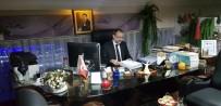 Kars'ta TYSD Başkanı Yıldırım'dan Üniversite Öğrencilerine Burs Desteği