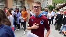 Maçka'da Başarılı Öğrencilere Trabzonspor Forması Hediye Edildi
