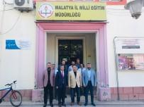 MHP Heyetinden İl Milli Eğitim Müdürü Tatlı'ya Ziyaret