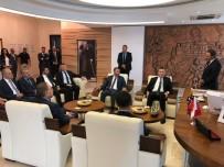 Ziya Selçuk - Milli Eğitim Bakanı Selçuk, NEVÜ'yü Ziyaret Etti
