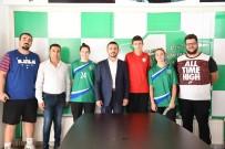 Milli Takıma Bursa'nın Aynı İlçesinden 3 Sporcu