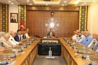 Muhtarlardan Kaymakam Sinanoğlu'na Ziyaret