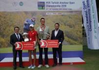 TÜRKIYE GOLF FEDERASYONU - MVK Uluslararası Türkiye Amatör Açık Şampiyonası'na Geri Sayım Başladı