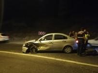 Nevşehir'de Trafik Kazası Açıklaması 1 Yaralı