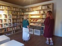 Odunpazarı Belediyesi Tarafından Açılışı Yapılan Behramoğlu Kitaplığına Büyük İlgi