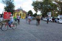'Sağlık İçin Hareket Et' Bisiklet Turu Gerçekleştirildi