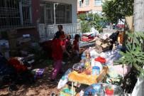 Sara Hastası Kadın 3 Çocuğuyla Sokakta Kaldı