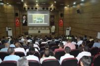 Siirt'te Okul Güvenliği Toplantısı Yapıldı