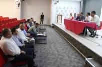 Silopi'de Okul Güvenliği Toplantısı