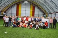 Sümer Mahallesi, Mahalleler Arası Futbol Turnuvasında Şampiyon Oldu