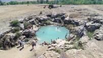 GÜMÜŞDERE - Uyuz Ve Egzaması Olanlar Bu Göle Akın Ediyor