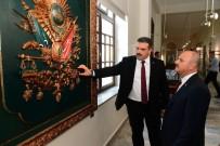 Vali Çakacak, Rektör Çomaklı İle Birlikte Cumhuriyet Tarihi Müzesini Gezdi