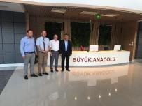 OSMAN KAYMAK - Vali Kaymak Büyük Anadolu Hastaneleri'ni Ziyaret Etti