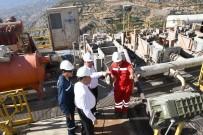 Vali Pekmez, TPAO'nun Petrol Arama Sahalarını İnceledi