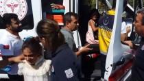 Adıyaman'da Trafik Kazası Açıklaması 6 Yaralı
