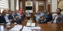 AK Parti Bayburt İl Yönetimi, Vali Epcim'i Ziyaret Etti