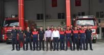 Altınova'da İtfaiye Teşkilatları Fiilen Ayrıldı