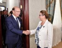 Ruhsar Pekcan - Bakan Pekcan, ABD Ticaret Bakanı Ross İle Görüştü