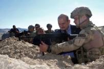 Bakan Soylu Açıklaması 'Kalan Teröristlerin Tamamı Tasfiye Edilecektir'