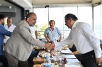 MUSTAFA DEMIR - Başkan Demir'den İş Adamlarına Çağrı Açıklaması 'Birlik Olalım, Samsun Kazansın'