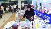 YEMEK TARIFLERI - Başkentte Kore Yemeği Yarışması Düzenlendi
