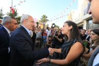 DENİZ YÜCEL - CHP Genel Başkanı Kılıçdaroğlu Selçuk'ta