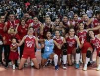 FİLENİN SULTANLARI - Filenin Sultanları Avrupa finalinde