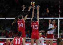 FİLENİN SULTANLARI - Filenin Sultanları, Avrupa Şampiyonası'nda Finalde