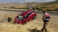Gercüş'te Trafik Kazası Açıklaması 1 Ölü, 2'Si Ağır 4 Yaralı