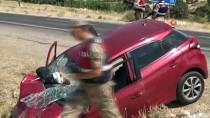 Gercüş'te Trafik Kazası Açıklaması 1 Ölü, 4 Yaralı