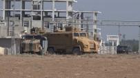 ASKERİ KONVOY - Güvenli Bölge İçin Kullanılacak Zırhlı Araçlar Akçakale'ye Getirildi