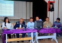 İliç İlçesinde Okul Güvenliği Toplantısı Yapıldı