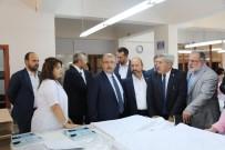 ALT KOMİSYON - Kavuncu, Silivri Ve Bakırköy Kadın İnfaz Kurumu'ndaki İncelemelere Katıldı
