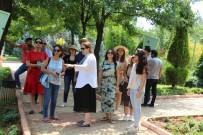 MİMARİ - Mersin'i Daha Da Güzelleştirmek İçin Gaziantep'e Gittiler