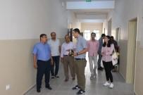 Nusaybin'de TOKİ Tarafından Yapılan İlkokul Ve Ortaokul Eğitime Hazır