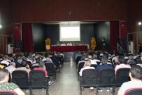 Okul Güvenliği Toplantısı Vali Aykut Pekmez Başkanlığında Yapıldı