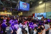 Red Bull Gaming Ground'a Gamex'te Yoğun İlgi