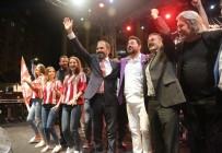 Serkan Kaya'dan Sivasspor'a Marş