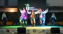 Toprak Sempozyumunda Halk Dansları Gecesi