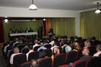 Tosya'da Okul Güvenliği Toplantısı Yapıldı
