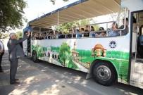 Tur Otobüsü İle 'Tarihe Yolculuk' Sezonu Tamamlandı