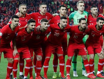 Türkiye'nin ilk 11'i belli oldu