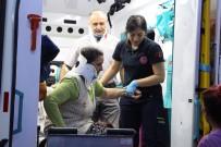 200 Metre Ara İle İki Ayrı Kaza Açıklaması 4 Yaralı