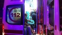 Adıyaman'da Motosiklet Devrildi Açıklaması 4 Yaralı
