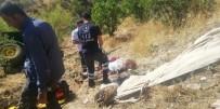 Adıyaman'da Traktör Takla Attı Açıklaması 1 Ölü, 1 Yaralı