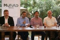 AK Parti'li Özkan'dan Kuzey Suriye'ye Tekstil Ticareti Açıklaması