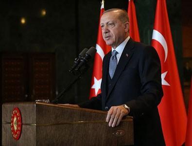 Cumhurbaşkanı Erdoğan'dan İBB tepkisi: 28 Şubat'ı hatırlatan uygulamalara imza atılıyor